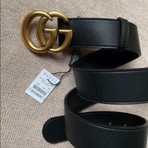 ^>Ńėw Gucci Belt GG Goldes
